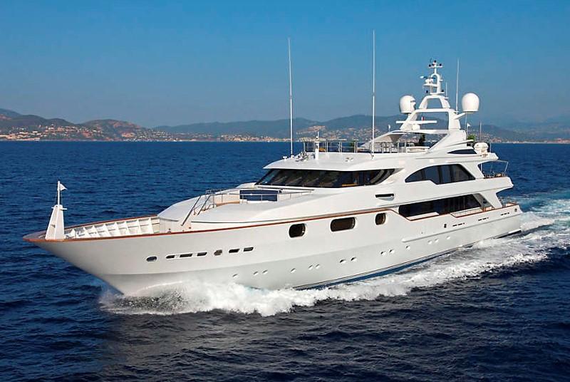 Rent Yacht - Benetti