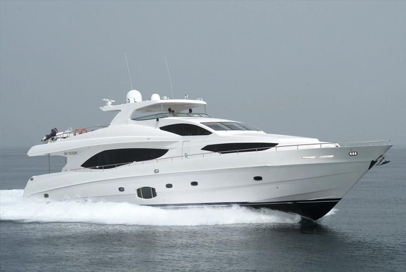 Rent Yacht - Majesty 101